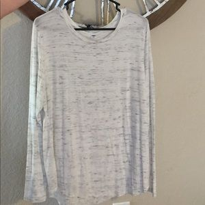 Old Navy Luxe gray tunic